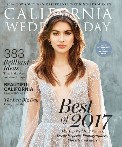 Media Scan for California Wedding Day