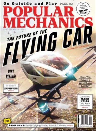 Media Scan for Popular Mechanics