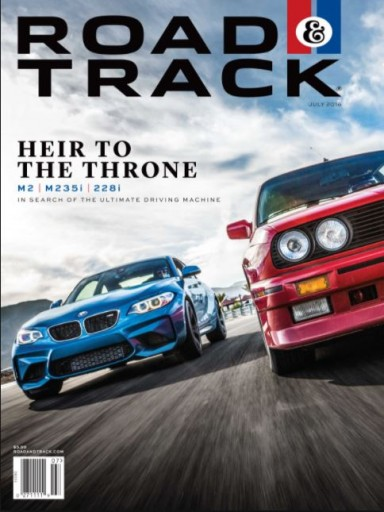 Media Scan for Road & Track