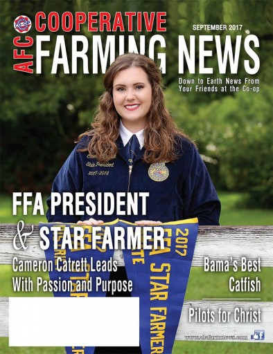 Media Scan for Alabama Farmers Cooperative