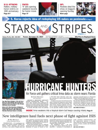Media Scan for Stars and Stripes