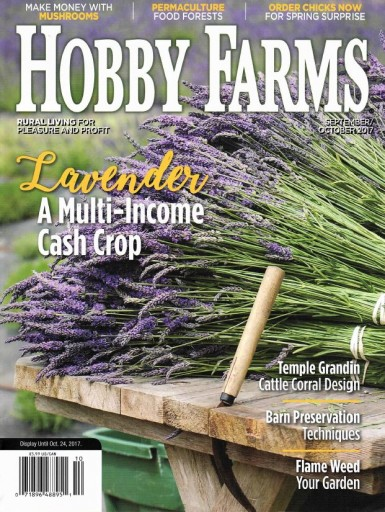 Media Scan for Hobby Farms
