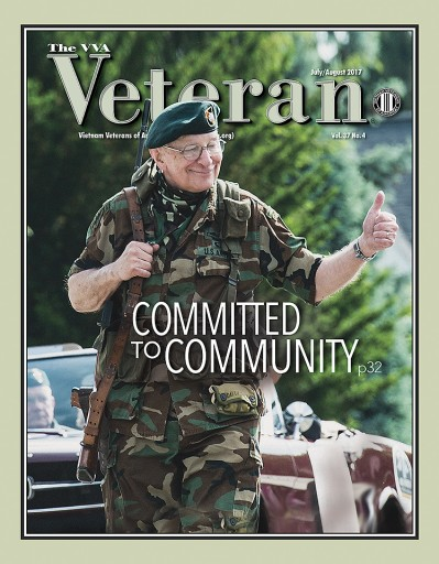 Media Scan for VVA Veteran