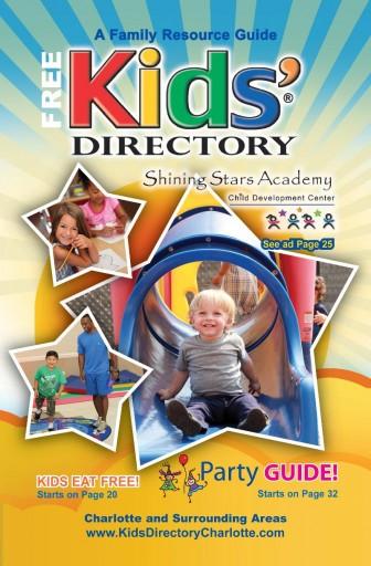 Media Scan for Charlotte Kids' Directory