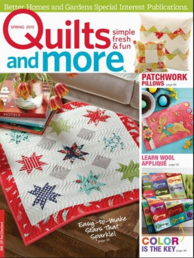 Media Scan for Quilts and More