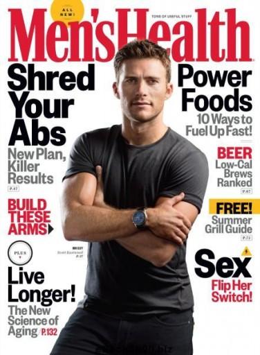 Media Scan for Men's Health
