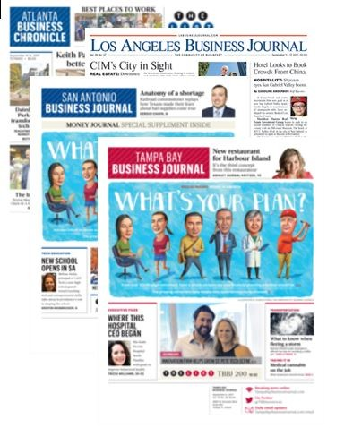 Media Scan for American City Business Journals