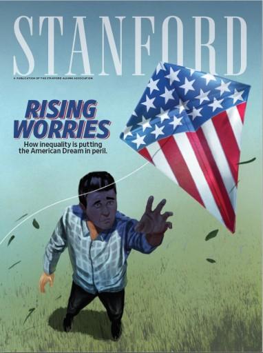 Media Scan for Stanford Magazine