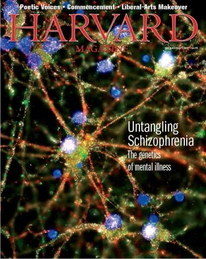 Media Scan for Harvard Magazine