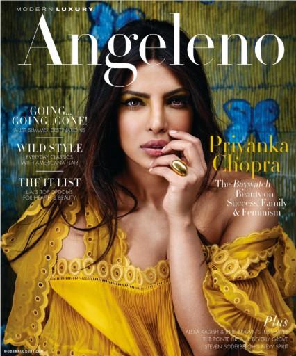 Media Scan for Angeleno Modern Luxury