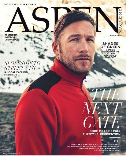 Media Scan for Aspen Modern Luxury