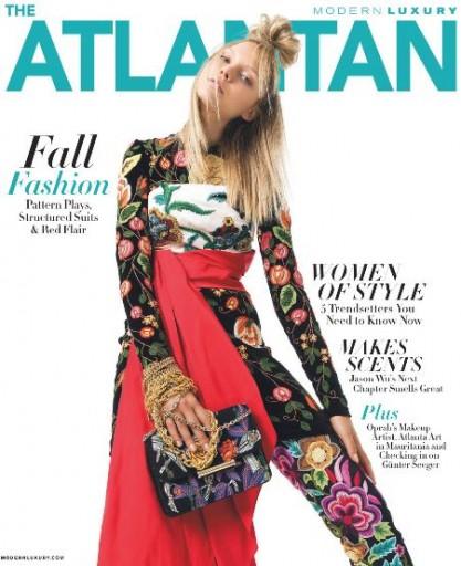Media Scan for Atlantan Modern Luxury