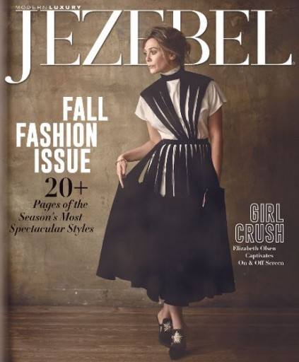 Media Scan for Jezebel Modern Luxury