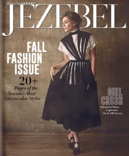 Media Scan for Jezebel Modern Luxury