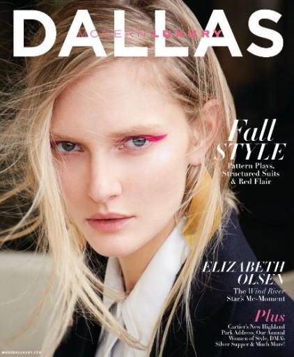 Media Scan for Dallas Modern Luxury