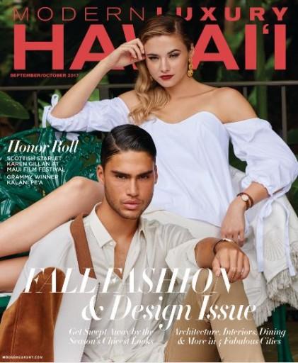 Media Scan for Hawaii Modern Luxury