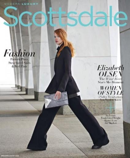 Media Scan for Scottsdale Modern Luxury