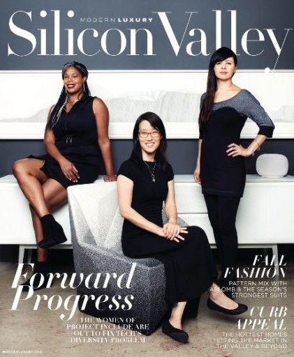Media Scan for Silicon Valley Modern Luxury