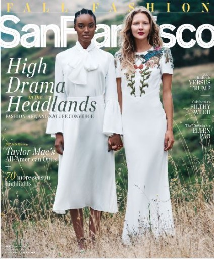 Media Scan for San Francisco Magazine