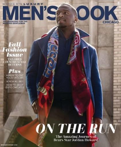 Media Scan for Modern Luxury Men's Book Chicago
