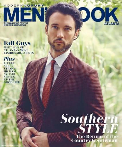 Media Scan for Modern Luxury Men's Book Atlanta