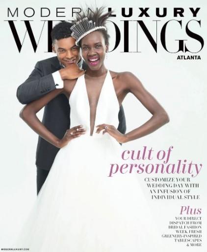 Media Scan for Modern Luxury Weddings Atlanta