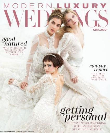 Media Scan for Modern Luxury Weddings Chicago