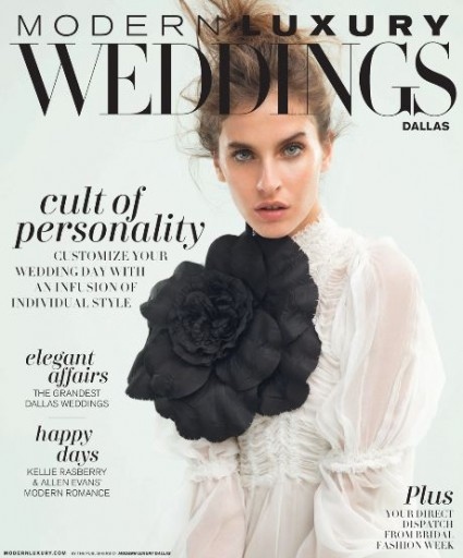 Media Scan for Modern Luxury Weddings Dallas