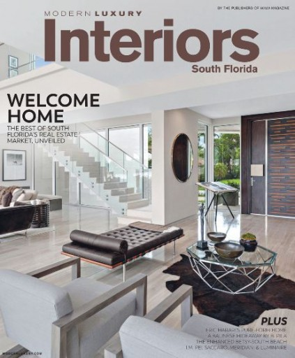 Media Scan for Modern Luxury Interiors South Florida