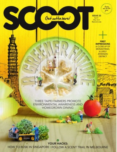 Media Scan for Scoot - Singapore Airlines