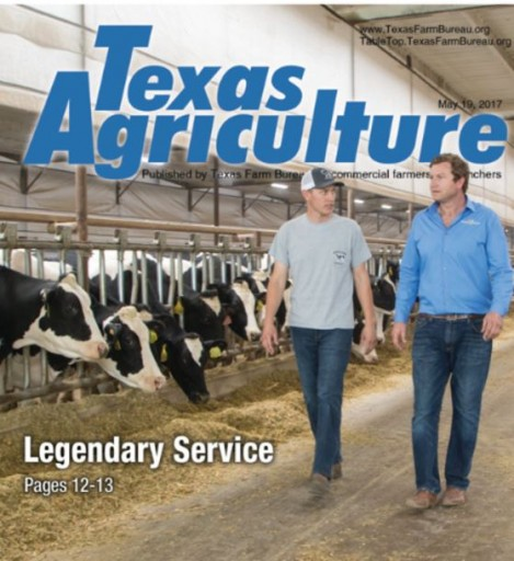 Media Scan for Texas Agriculture