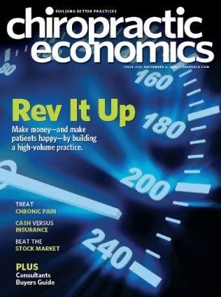 Media Scan for Chiropractic Economics