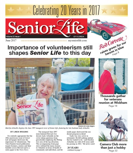 Media Scan for Senior Life of Florida