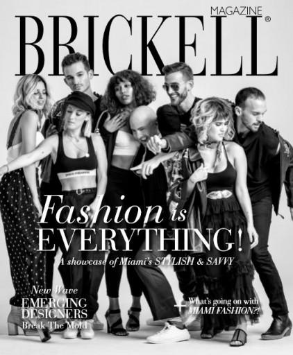 Media Scan for Brickell Magazine
