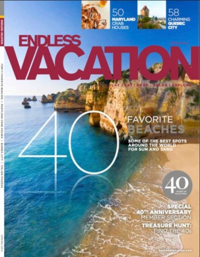 Media Scan for Endless Vacation