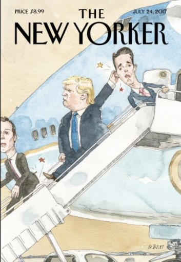 Media Scan for New Yorker, The