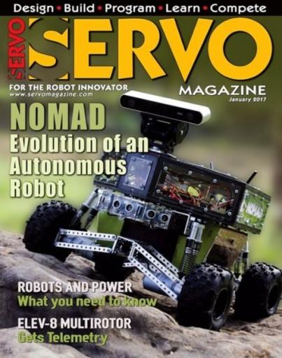 Media Scan for Servo