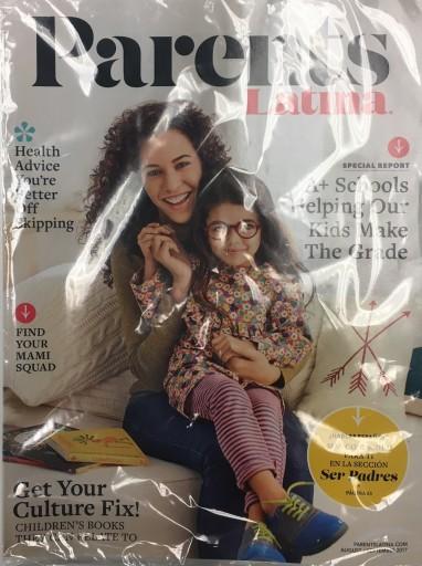 Media Scan for Parents Latina Polybag
