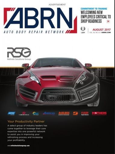 Media Scan for Automotive Body Repair News