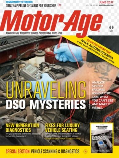 Media Scan for Motor Age