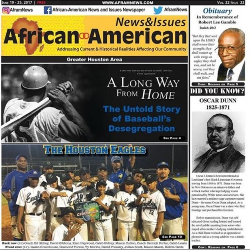 Media Scan for African American News & Issues