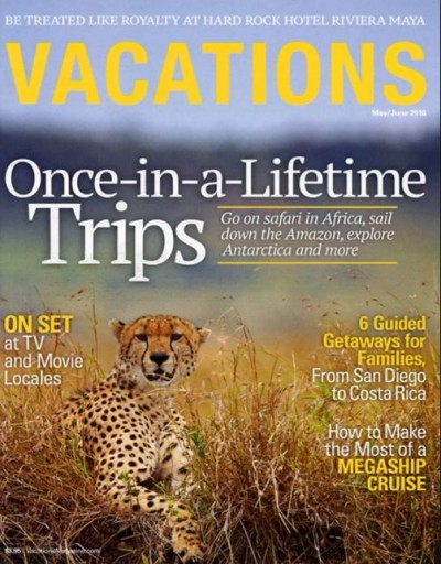 Media Scan for Vacations To Go