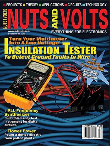 Media Scan for Nuts and Volts