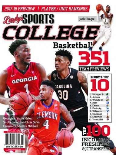 Media Scan for Lindy's Sports College Basketball