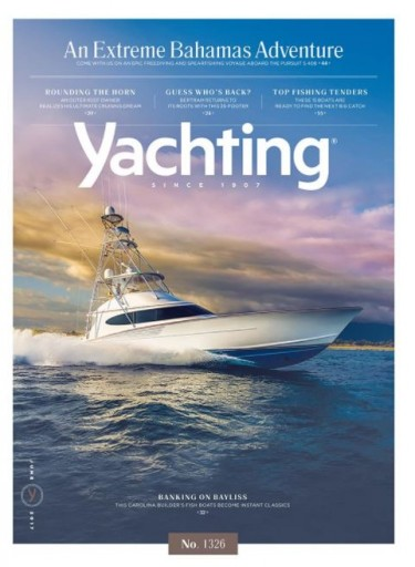 Media Scan for Yachting