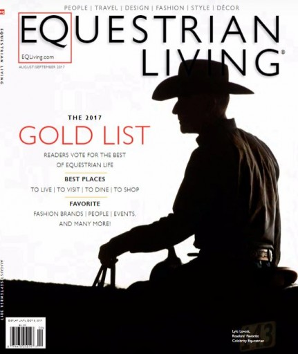 Media Scan for Equestrian Living