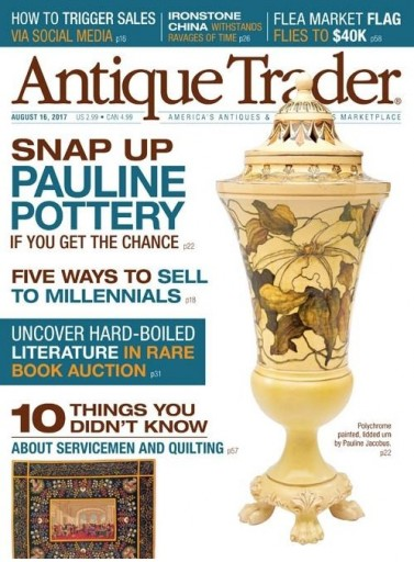 Media Scan for Antique Trader