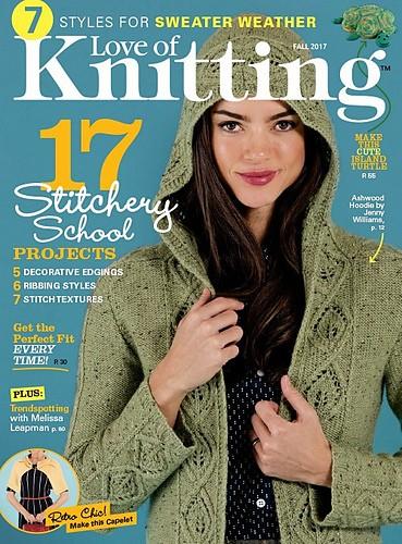 Media Scan for Love of Knitting