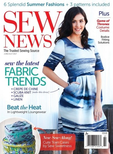 Media Scan for Sew News