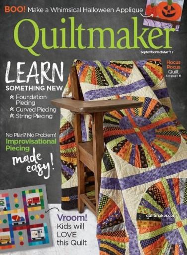 Media Scan for Quiltmaker